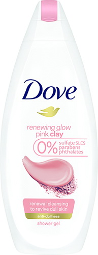 Dove Renewing Glow Pink Clay SG