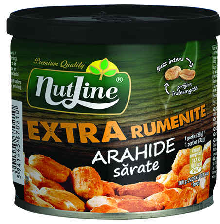 NUTLINE Arahide Extra Rumenite 135G