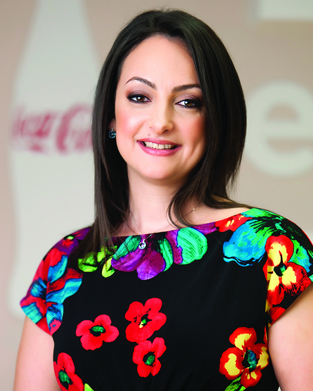 Miruna Smeureanu Marketing Director Coca Cola Romania
