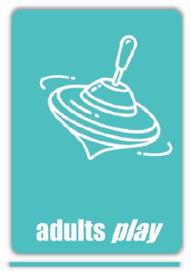 adults play