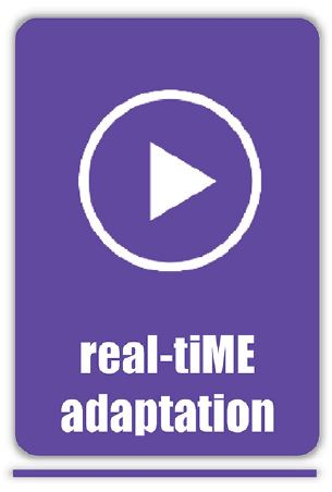 real time logo