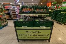 """""""Atenție, delicios!"""" - prima campanie integrată anti-risipă alimentară lansată de Kaufland România"""