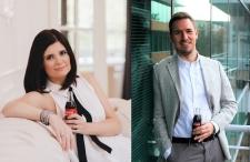 Alina Bucelea, promovată ca Performance Insight Manager la Coca-Cola Europa Centrală şi de Est, Bosko Popeskov este noul Commercial Strategy Manager, Coca-Cola România