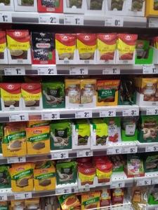 Ce noutăți regăsim la raft în categoria condimente și mirodenii