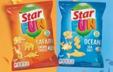 PepsiCo a lansat în România gama Star Fun, care vizează un segment nou de consumatori