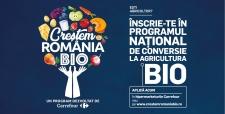 Carrefour lansează un nou program pentru susţinerea agricultorilor români - CREȘTEM ROMÂNIA BIO
