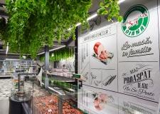 Retailerul Diana a remodelat magazinul din Horezu  cu o investiție de 500.000 de euro