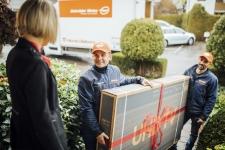 Home Delivery: Gebrüder Weiss depășește pragul de 1 milion de transporturi efectuate în 2019