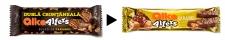 Rebranding pentru Alka Alfers Caramel: culoare distinctivă premium și mai multă vizibilitate a produsului pe ambalaj