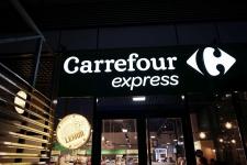 Carrefour Express lansează un nou concept de magazin de proximitate în clădirea Globalworth