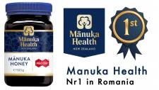 Manuka Health nr 1 miere de Manuka în România – prezentă în 450 de magazine