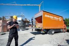 Gebrüder Weiss lansează ETA - verificarea în timp real a statusului comenzii