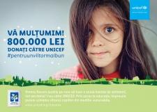 CSR & Sustenabilitate: Lidl investește 800.000 lei împreună cu clienții săi în programul UNICEF pentru reducerea riscului de abandon școlar
