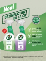 GAMA CIF DISINFECT AND SHINE
