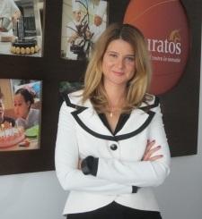 Gabriela Bereș va coordona operațiunile Puratos pe 15 piețe est-europene