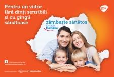 Zâmbește România, campania derulată de GSK Consumer Healthcare, a ajuns la a șaptea ediție