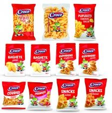 Croco lansează simultan 23 de produse noi, în urma unei investiții de 6 milioane de euro
